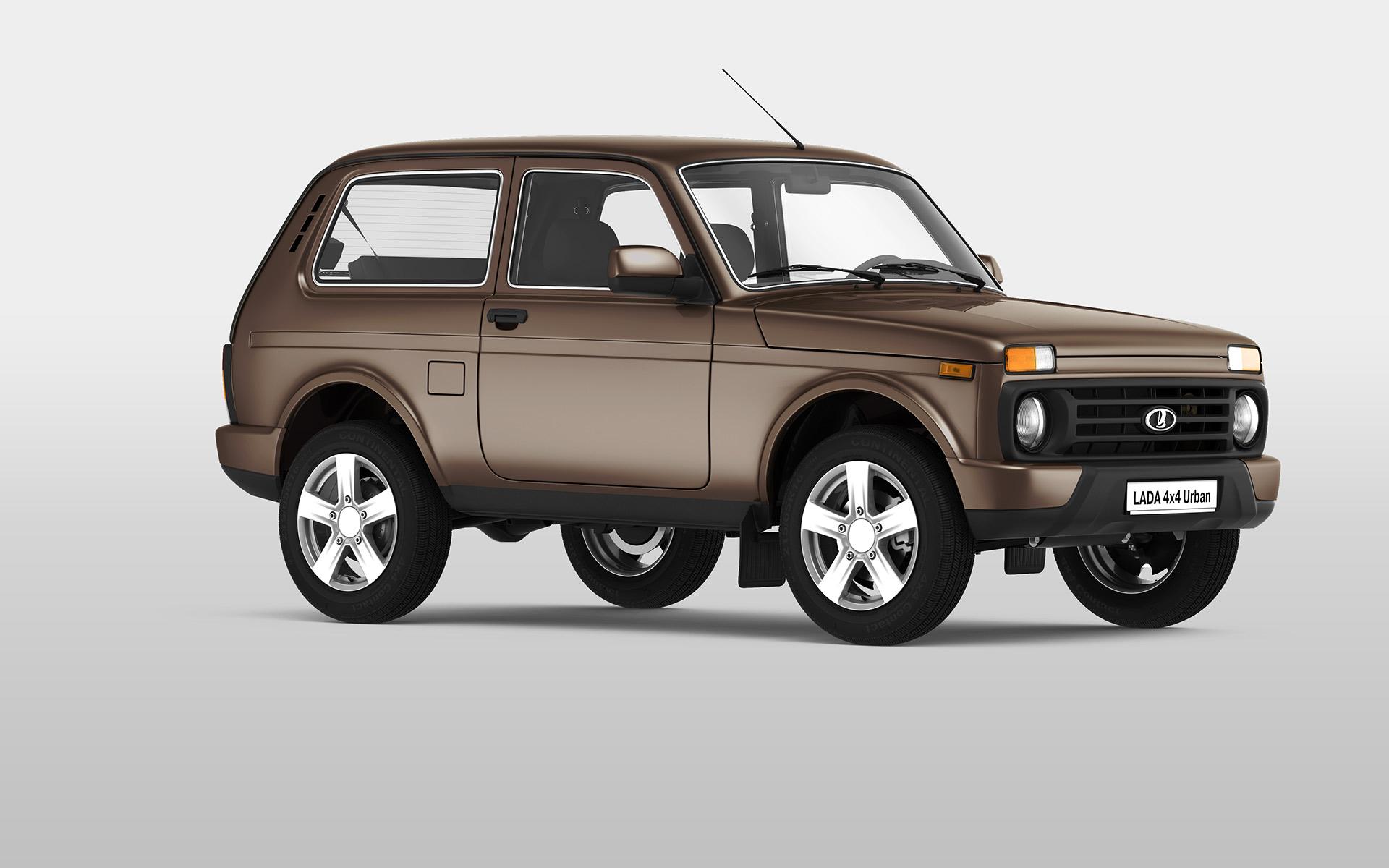 Lada 4x4 Urban Review Lada Official Website