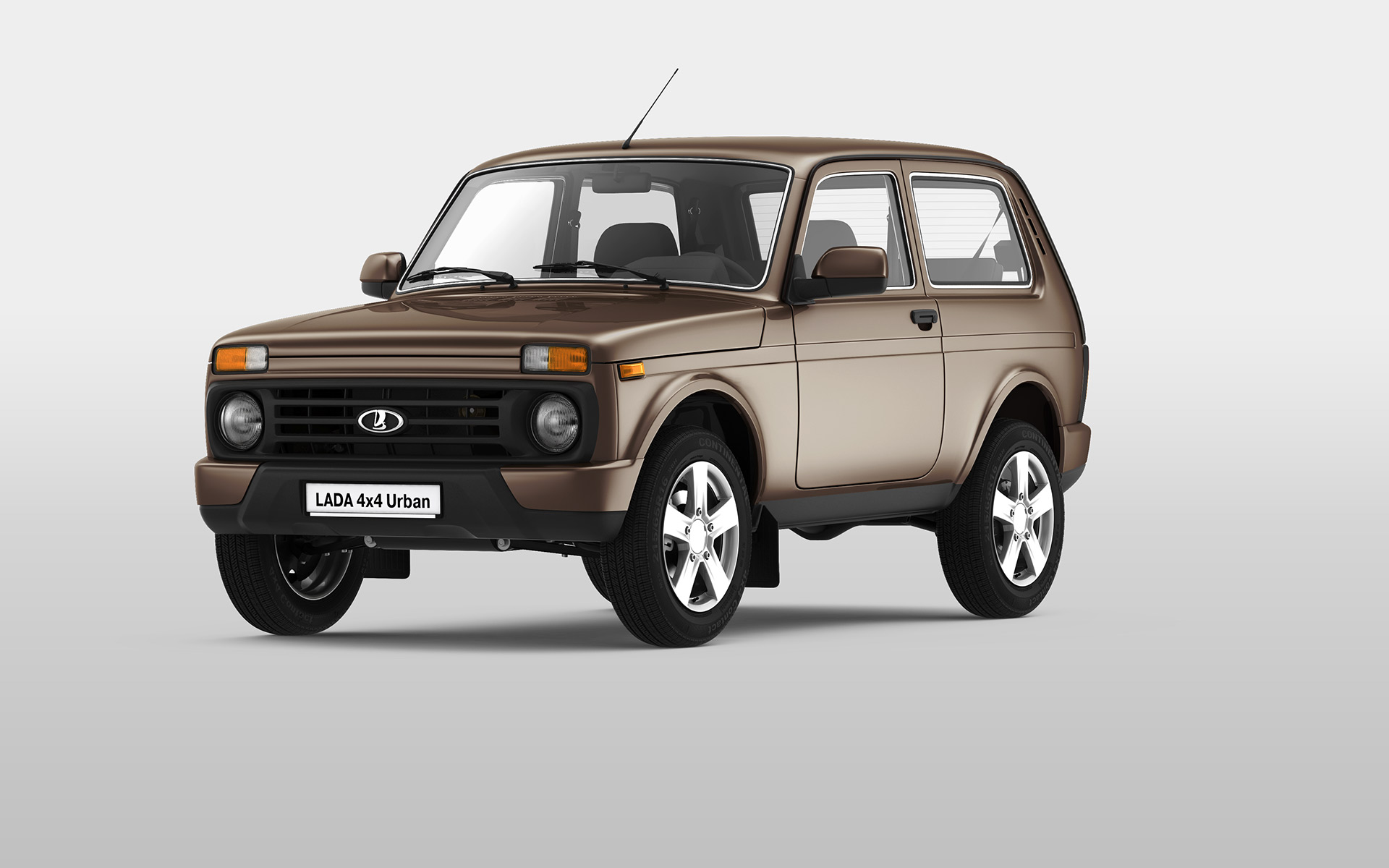 Lada Urban 4x4: technical characteristics, description, photo