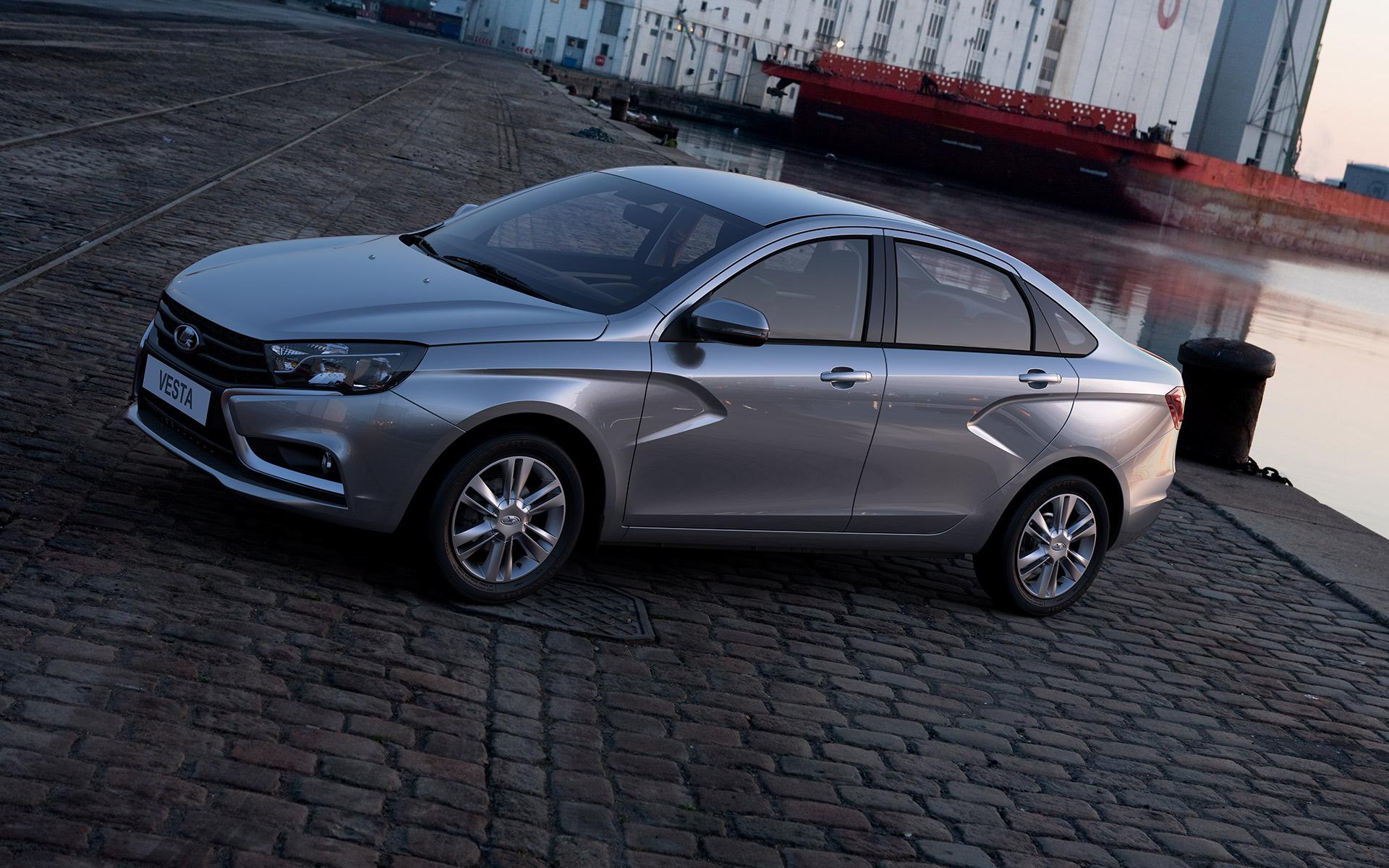 Lada Vesta Sedan Review Lada Official Website