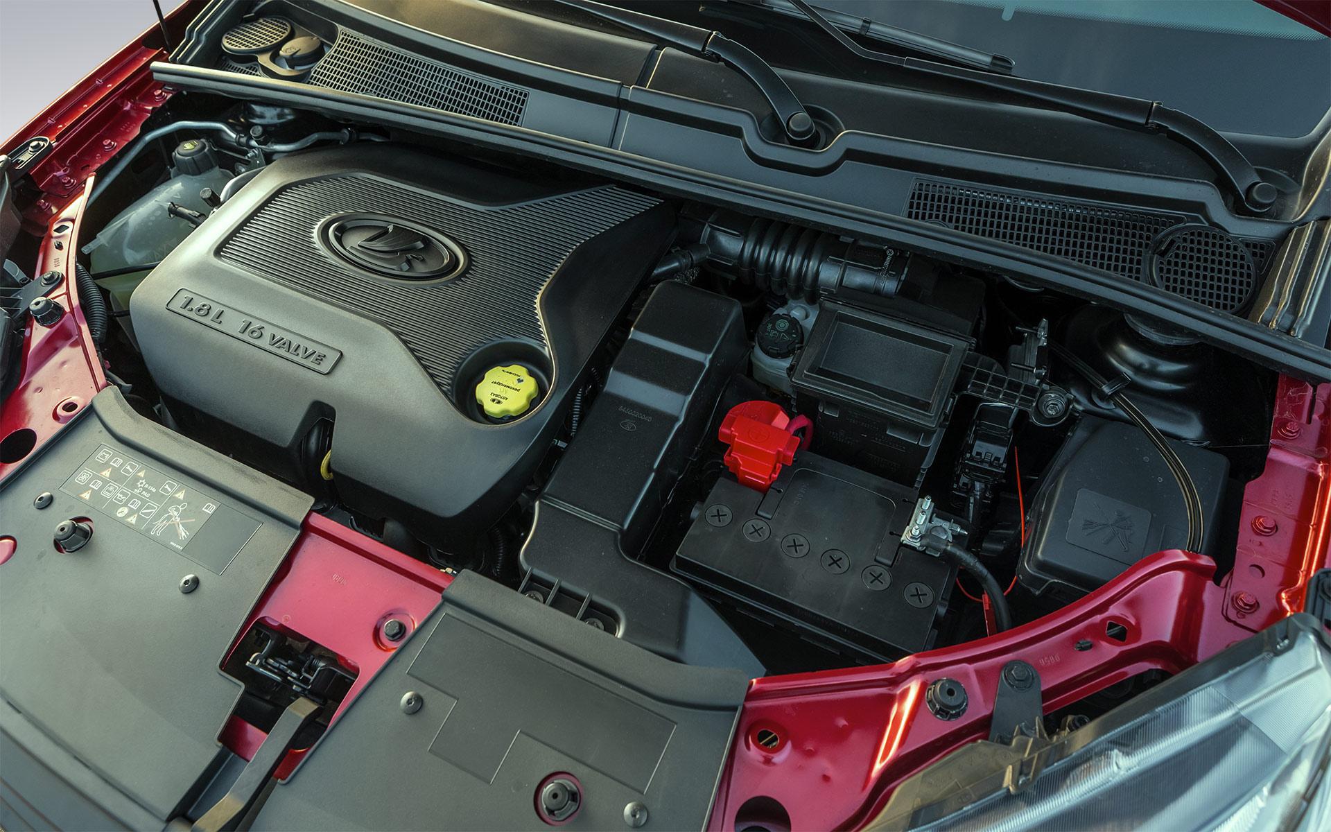 Lada Xray: technical specifications. Lada Xray: engine performance