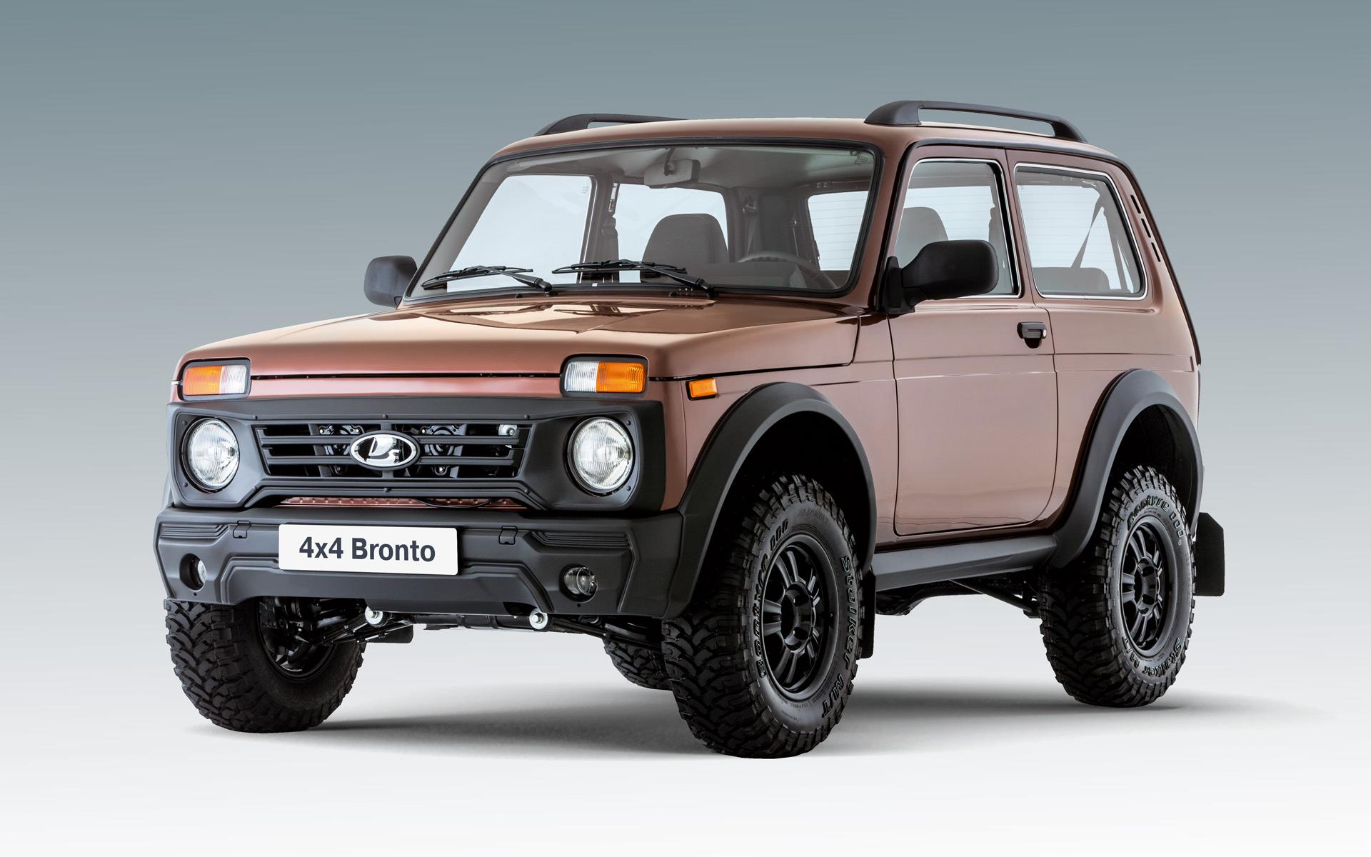 Lada 4x4 Bronto Review Lada Official Website