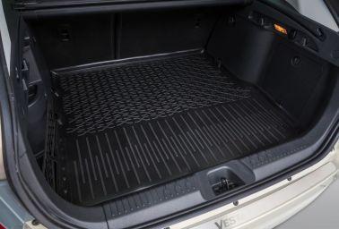 Ковер в багажник полиуретановый (для комплектаций с фальш-полом)