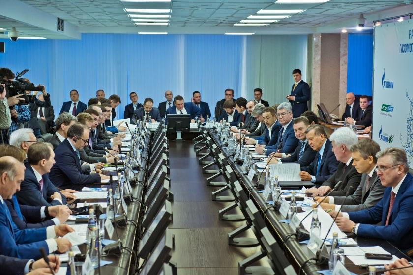 На АВТОВАЗе обсудили перспективы развития рынка газомоторного топлива