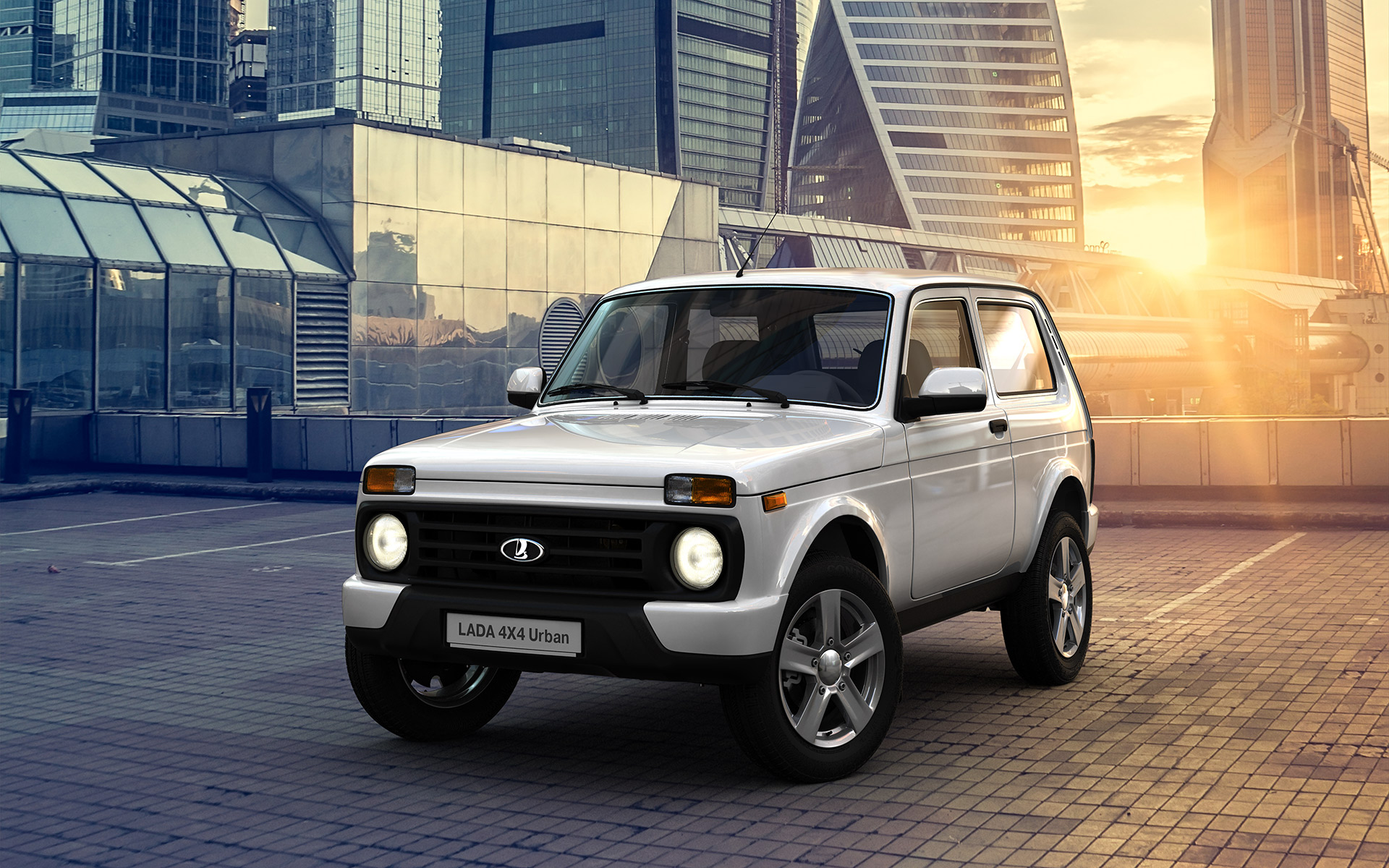 Jeep 2018 Models >> LADA 4x4 Urban - Review - LADA official website