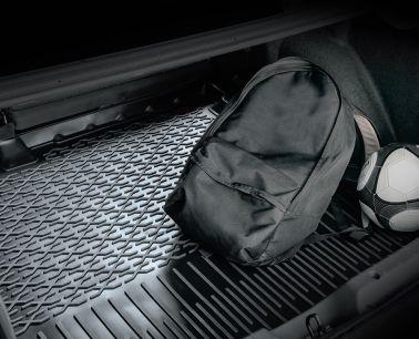 Ковер в багажник (оригинальный рисунок)