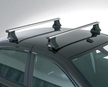 Багажник в сборе (аэродинамический профиль дуги)
