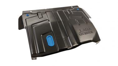 Защита картера (оригинал) для моделей с АКПП