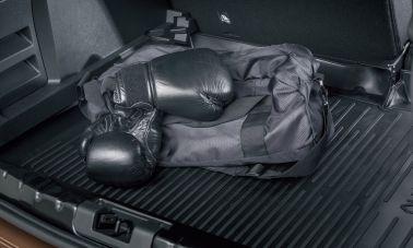 Ковер в багажник полиуретановый (для комплектаций без фальш-пола)