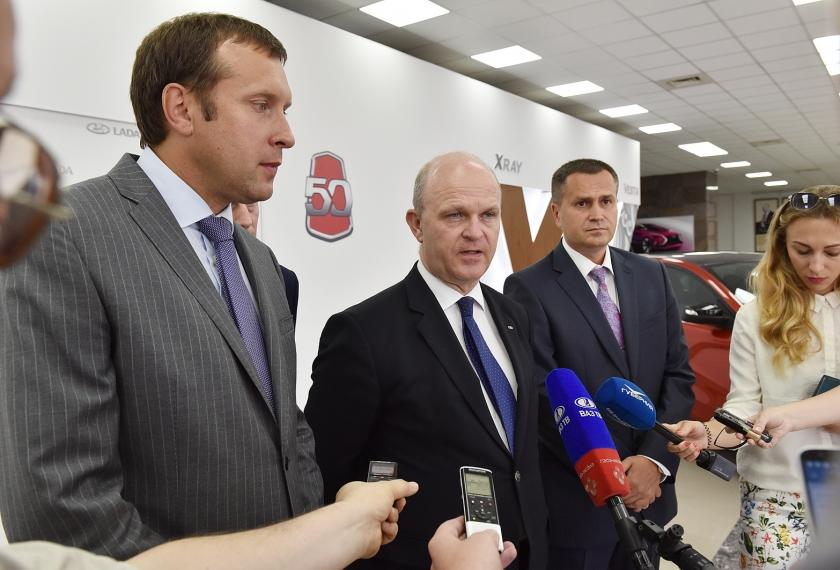 АВТОВАЗ провел ежегодную конференцию поставщиков