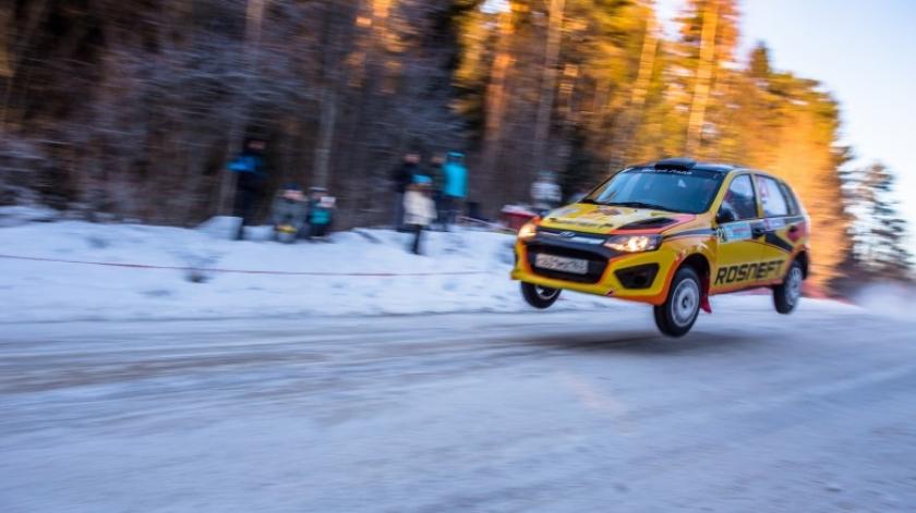 Фирменная гонка LADA Rally Cup выходит на старт