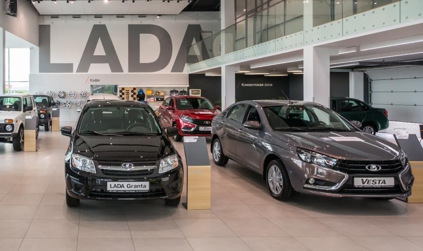 LADA: продажи в августе 2017 года выросли на 25,4%
